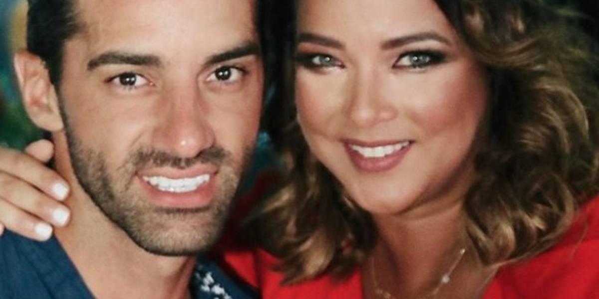 Adamari López dedica mensaje a Toni Costa en su aniversario