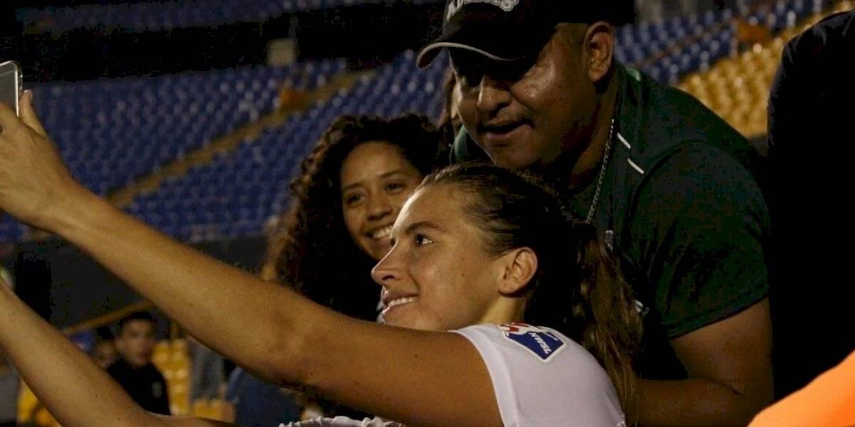 Aficionado asegura que tocó a Sofía Huerta sin dolo