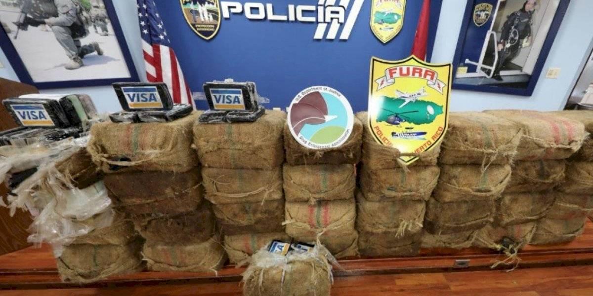 FURA incauta cargamento de cocaína valorado en más de $20 millones