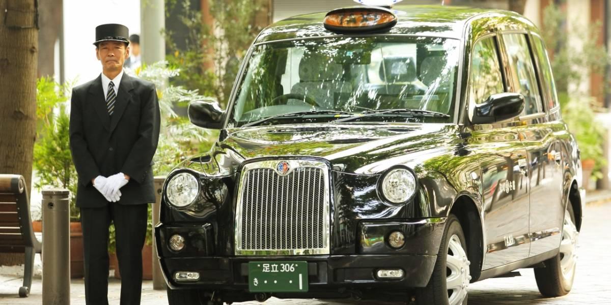 Mejor que Uber: Los taxis en Japón son tan buenos que no se ven amenazados por las apps