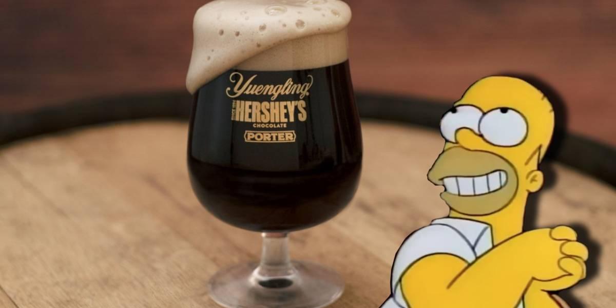Noticias que te alegran el día: Hershey's va a producir cerveza de chocolate