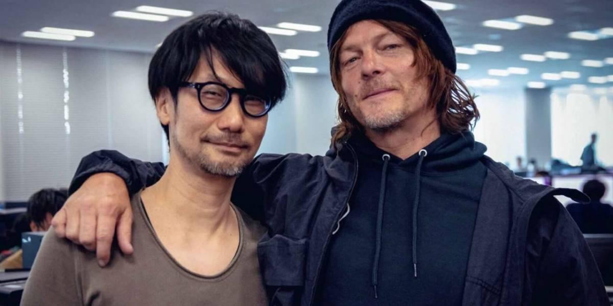 Hideo Kojima platica sobre lo difícil que fue abrir Kojima Productions