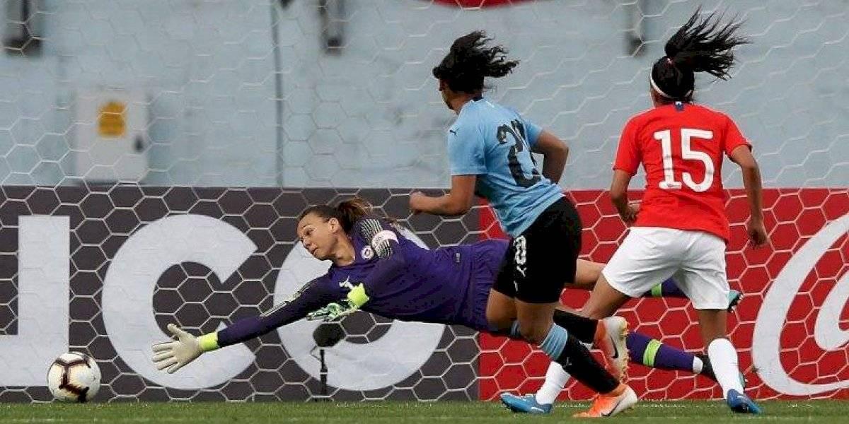 """Endler valora la reacción de la Roja femenina ante Uruguay: """"Es importante ganar no jugando bien, te da jerarquía"""""""