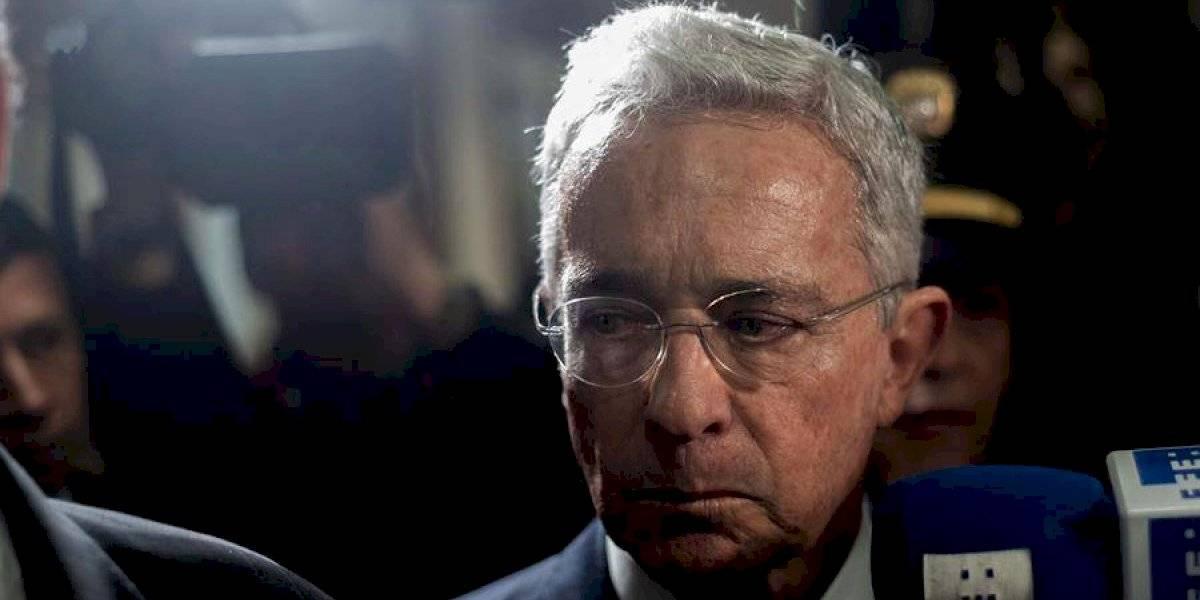 Detalle en la declaración de renta de Uribe que llama la atención