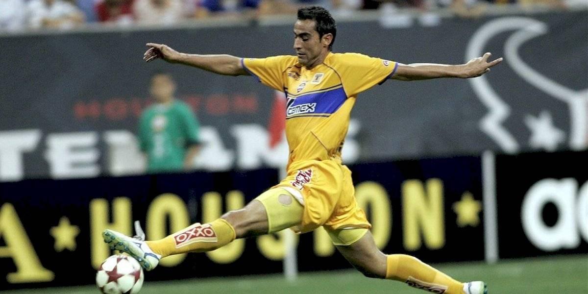 Walter Gaitán, de ídolo en Tigres a 'utilero' en tercera división