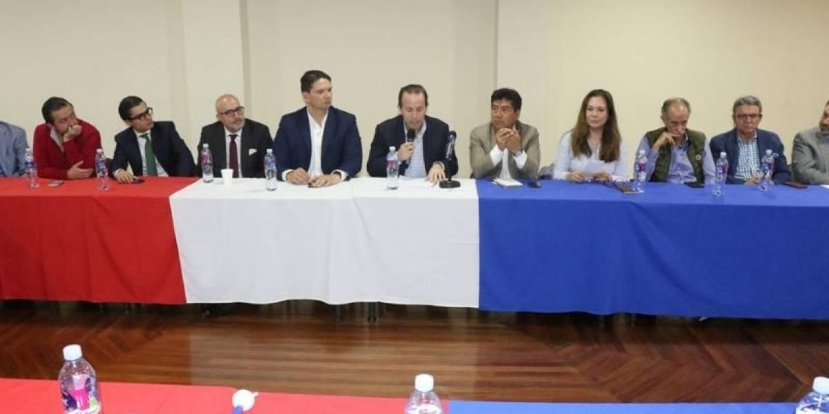 Jorge Yunda propone que Quito tenga su propia fuerza policial