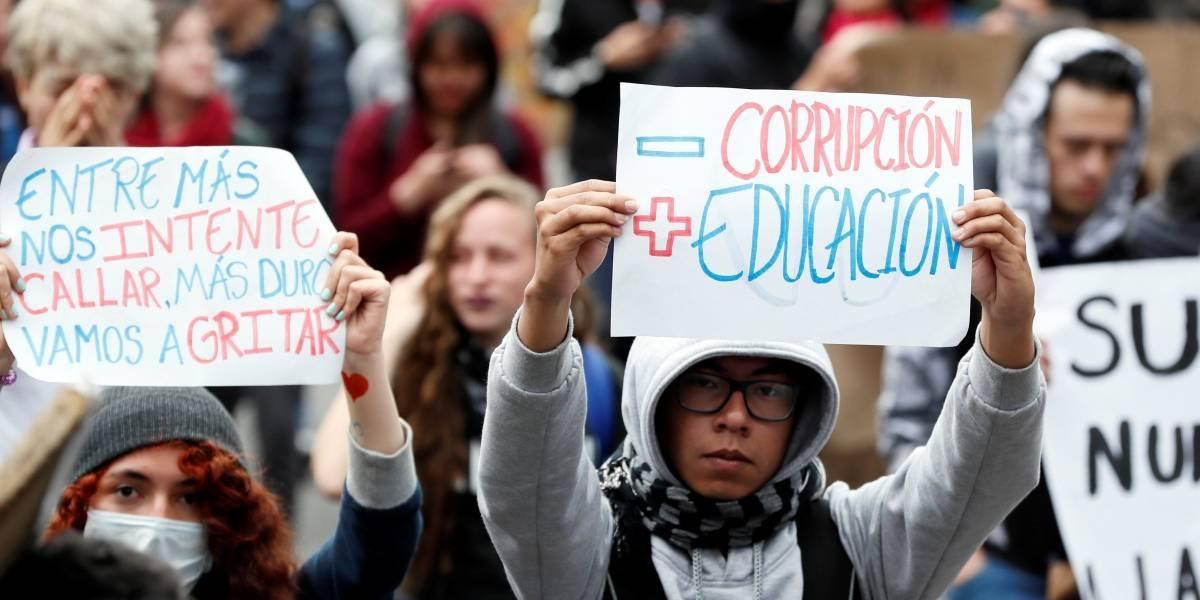 Los antecedentes que impulsan la gran movilización estudiantil