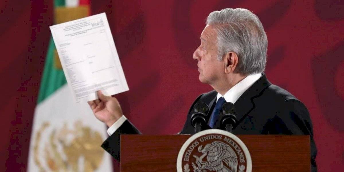 Piden informe médico y psiquiátrico de López Obrador