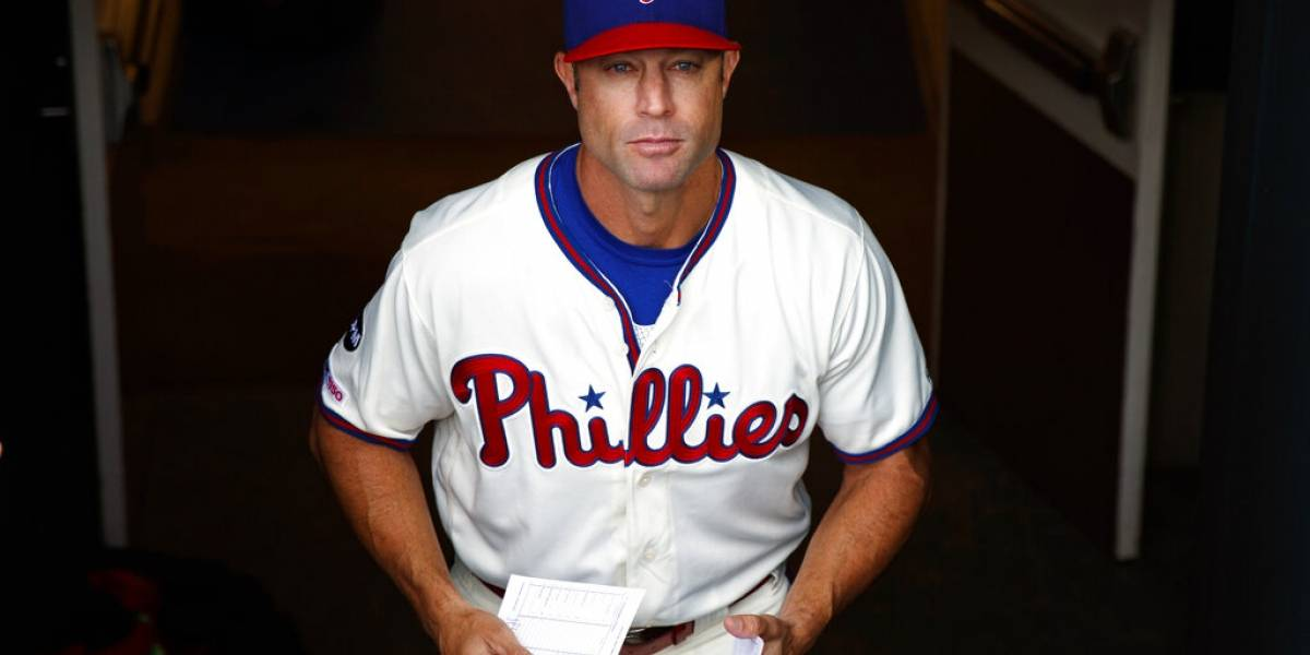 Phillies anuncia destitución de Gabe Kapler