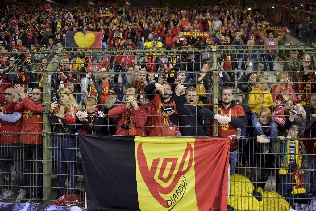 Bélgica se convirtió en la primera selección en clasificar a la Eurocopa 2020