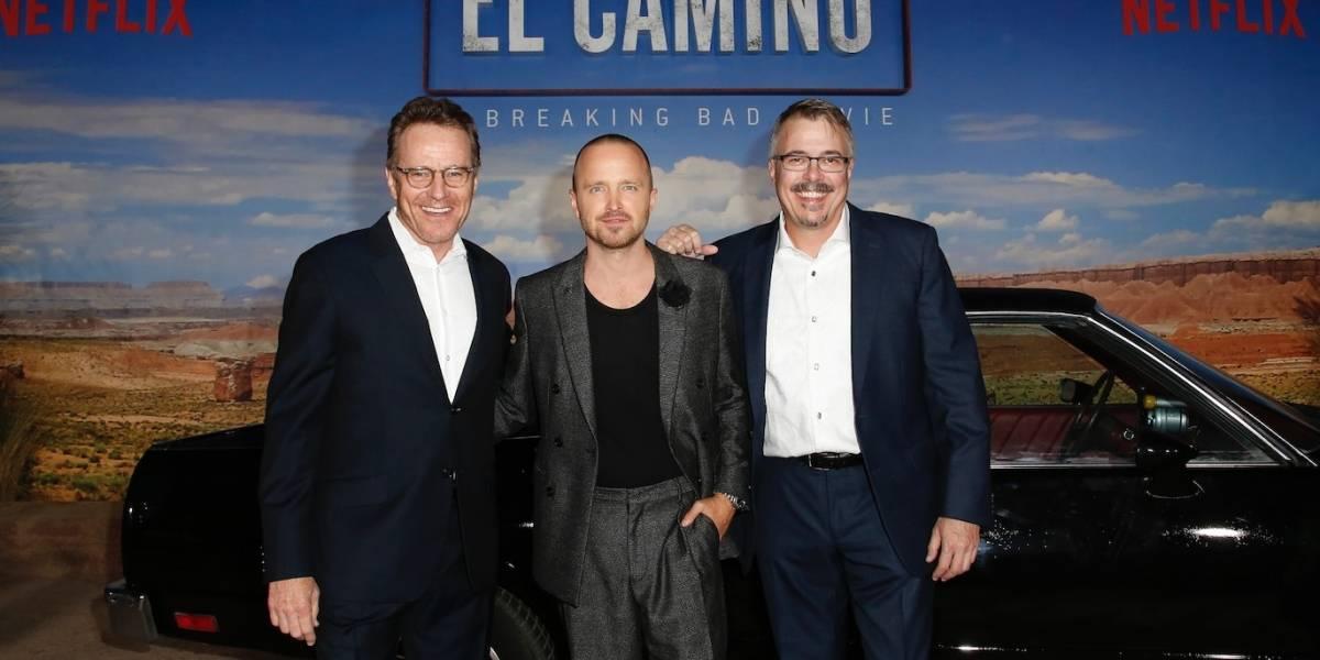 'Breaking Bad' está de regreso con 'El Camino'