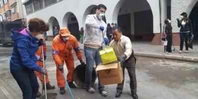 Se declara Estado de Emergencia en Cuenca
