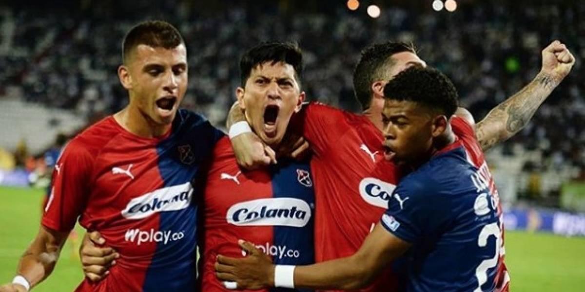 Video de los goles de Independiente Medellín vs. Cúcuta Deportivo ((Liga Águila, Fecha 16))
