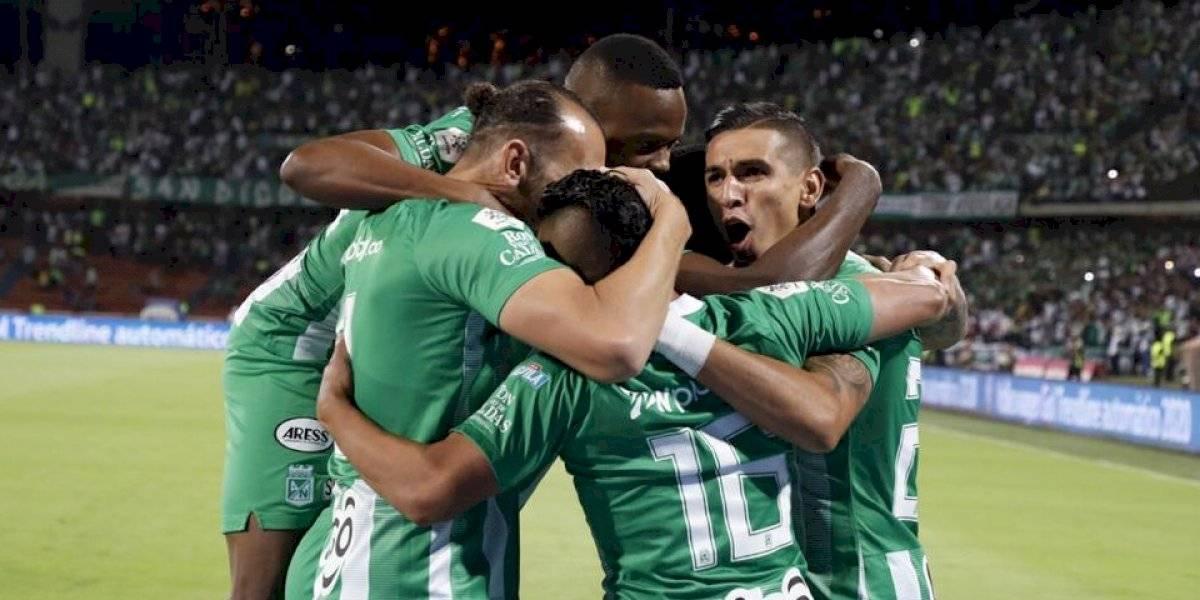 La advertencia de Atlético Nacional a sus jugadores que apoyen el paro de Acolfutpro