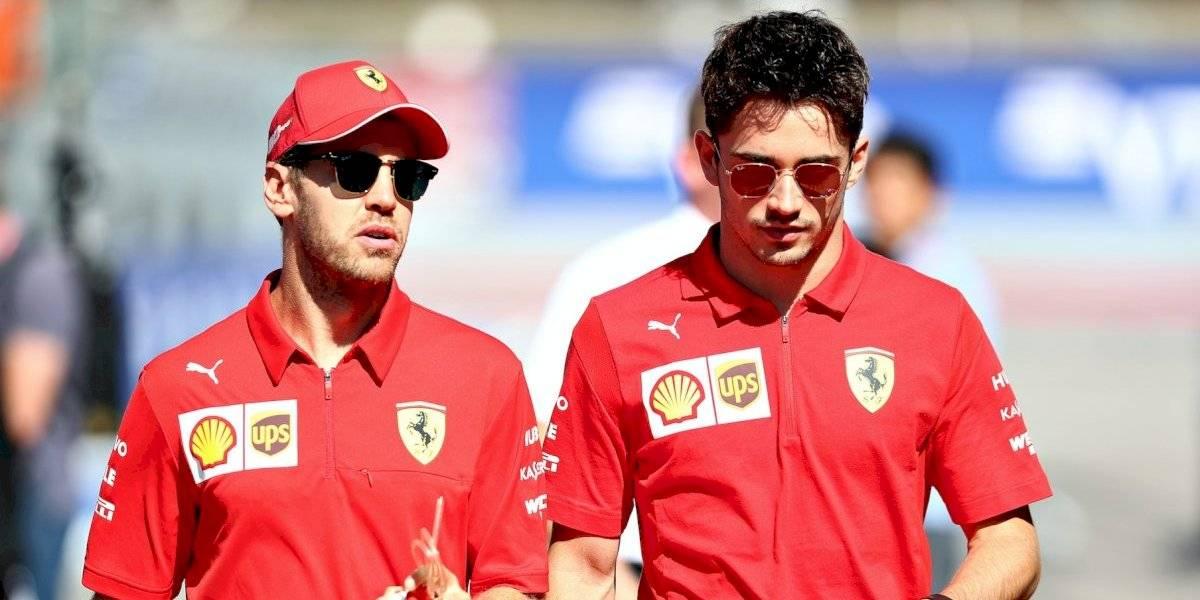 'Esta situación no volverá a ocurrir': Leclerc tras pleito con Vettel