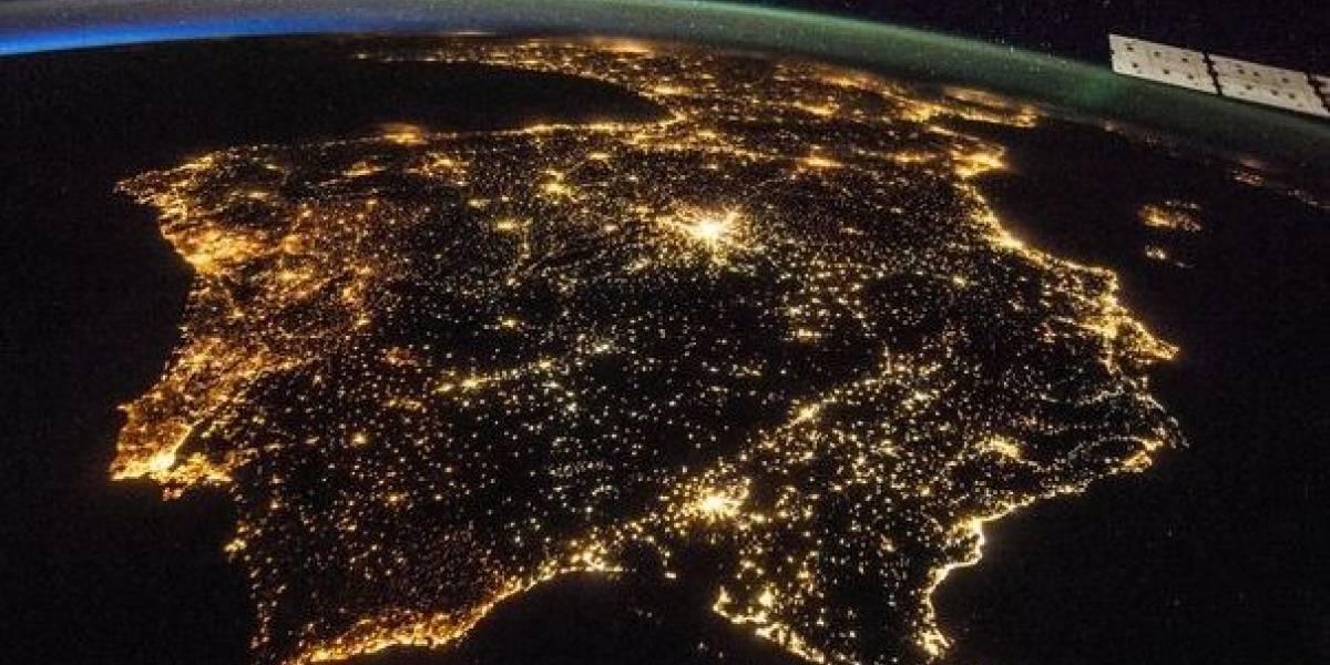 """Astronautas y la raza humana se unen contra la contaminación """"lumínica"""""""
