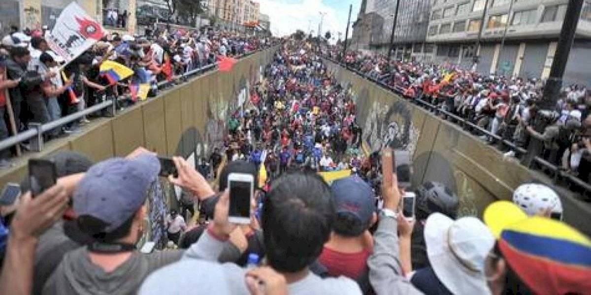 Ecuador: Gobierno se acerca a un acuerdo con representantes indígenas