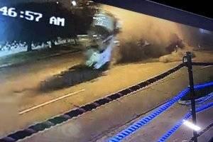 Revelan video del accidente de Errol Spence Jr.