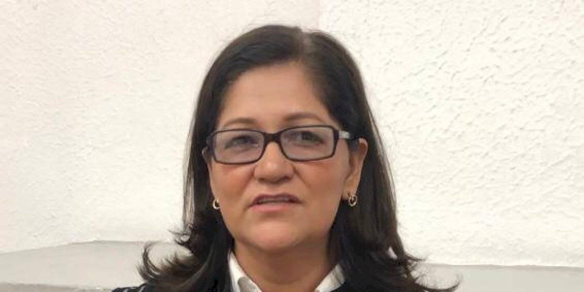 #PolíticaConfidencial Elizabeth Lara está concentrada en su candidatura a la CNDH