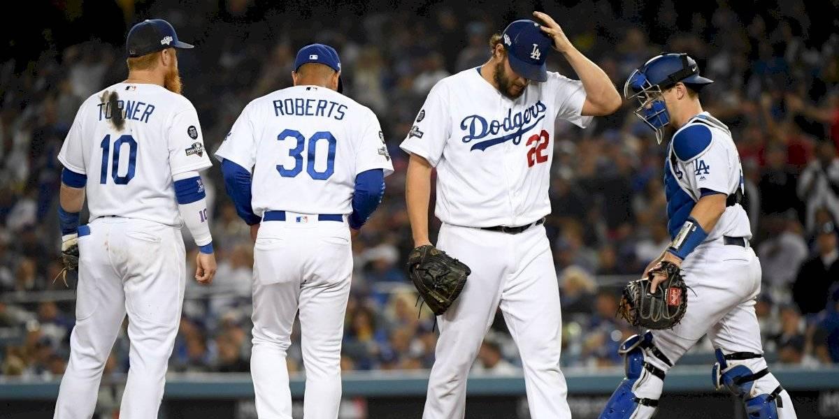 ¡Sorpresa! Los Dodgers son eliminados por Nationals