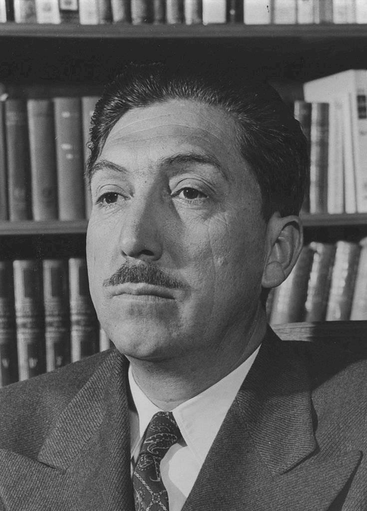 Miguel Alemán Valdés fue presidente de 1946 a 1952
