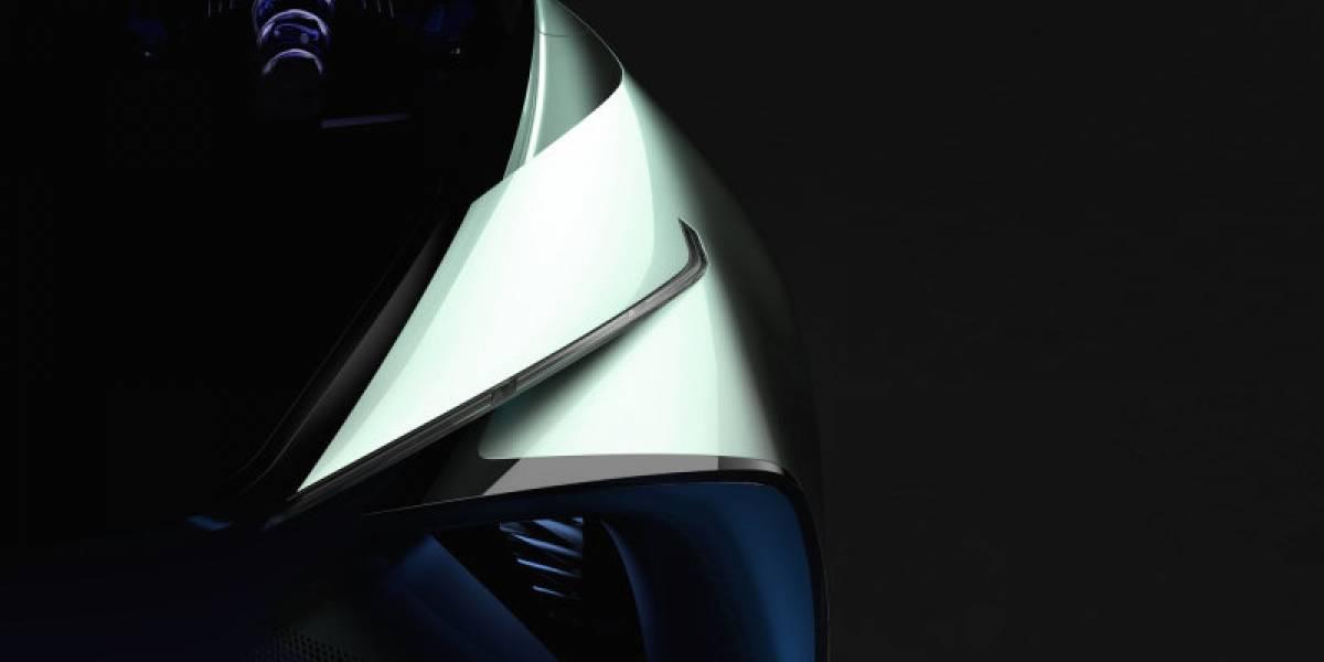 El primer eléctrico de Lexus será presentado en Japón