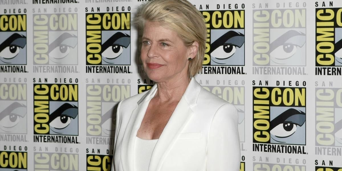 Linda Hamilton estará en México para hablar de Terminator