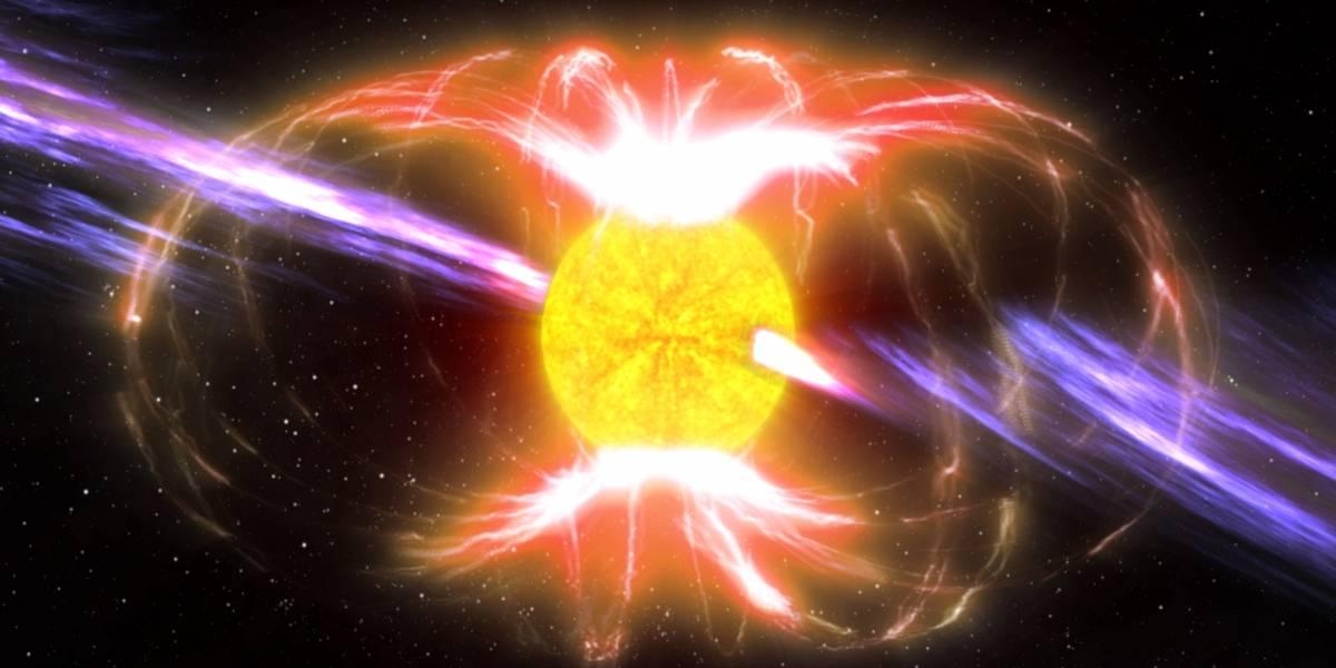 Astrónomos descubren por qué se forman los magnetares en el Universo