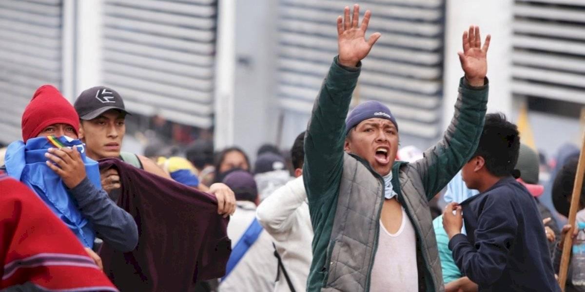Paro Nacional: Universidades mantienen misión humanitaria con población indígena