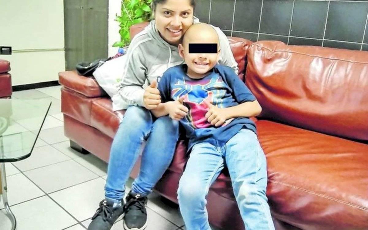 Niño Leucemia