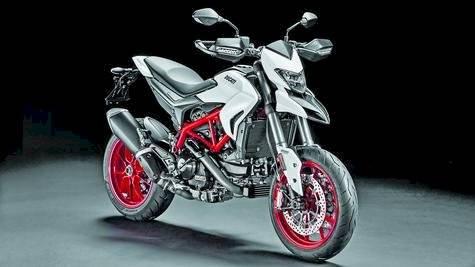 Ducati con la Hypermotard busca a un tipo muy específico de motociclistas.