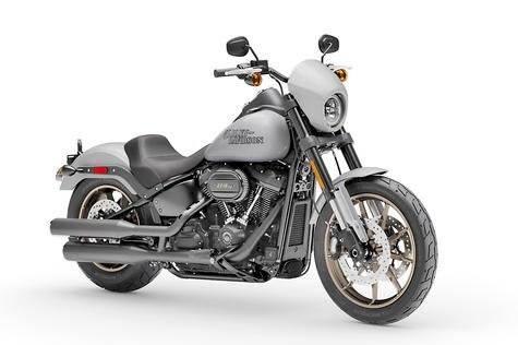 Harley-Davidson destacó en el SIMM con la Low Rider S 2020.
