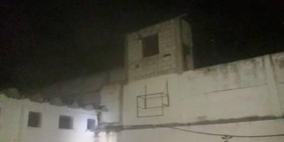 reos se fugan de cárcel de El Progreso
