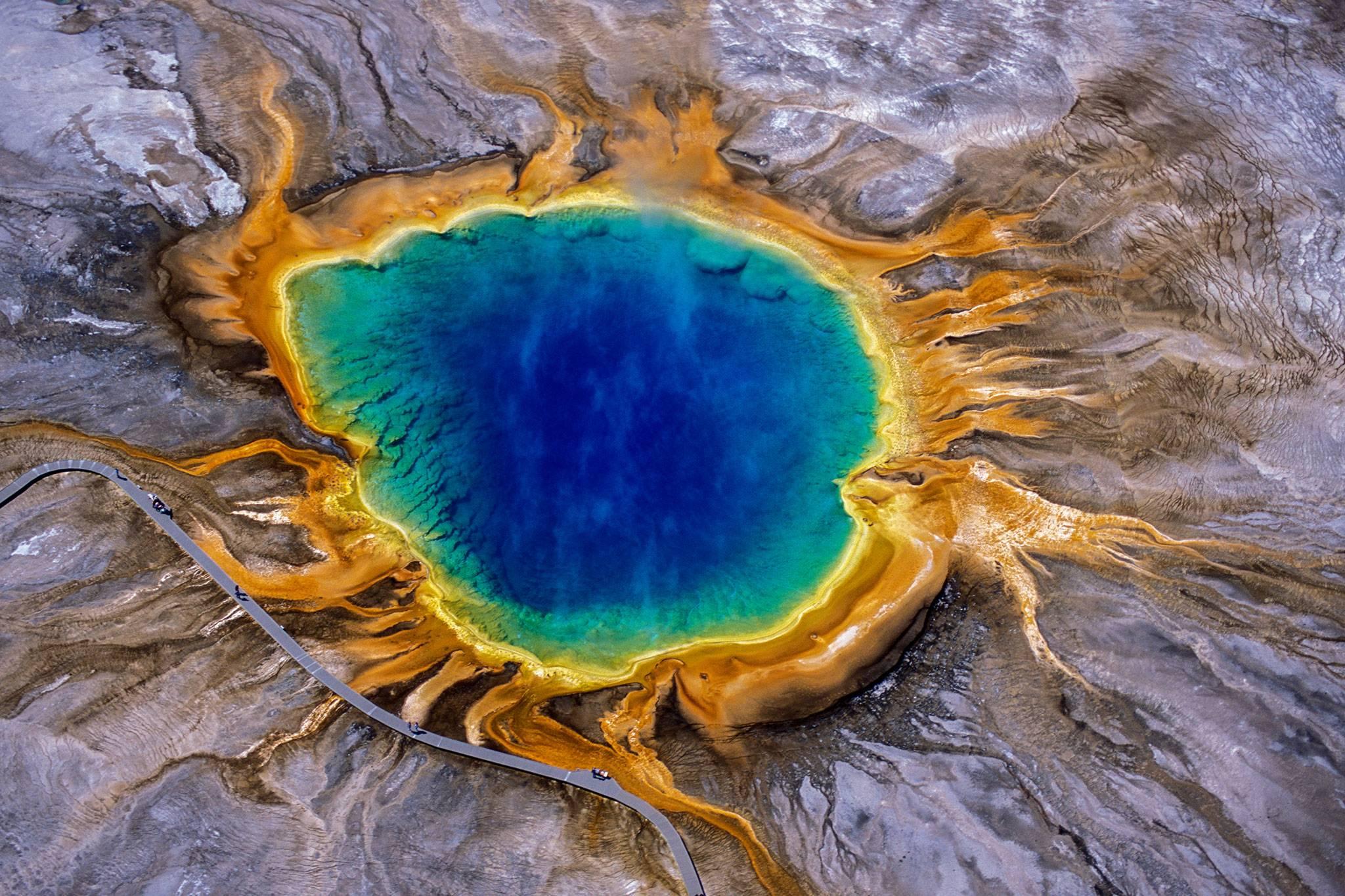 NASA tiene un plan para prevenir erupción de volcán gigante en Parque Yellowstone