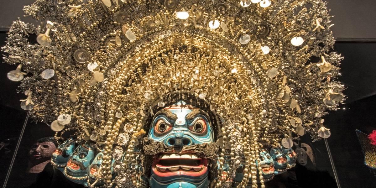 Em São Paulo, exposição 'Etnos' aborda diversidade cultural com máscaras