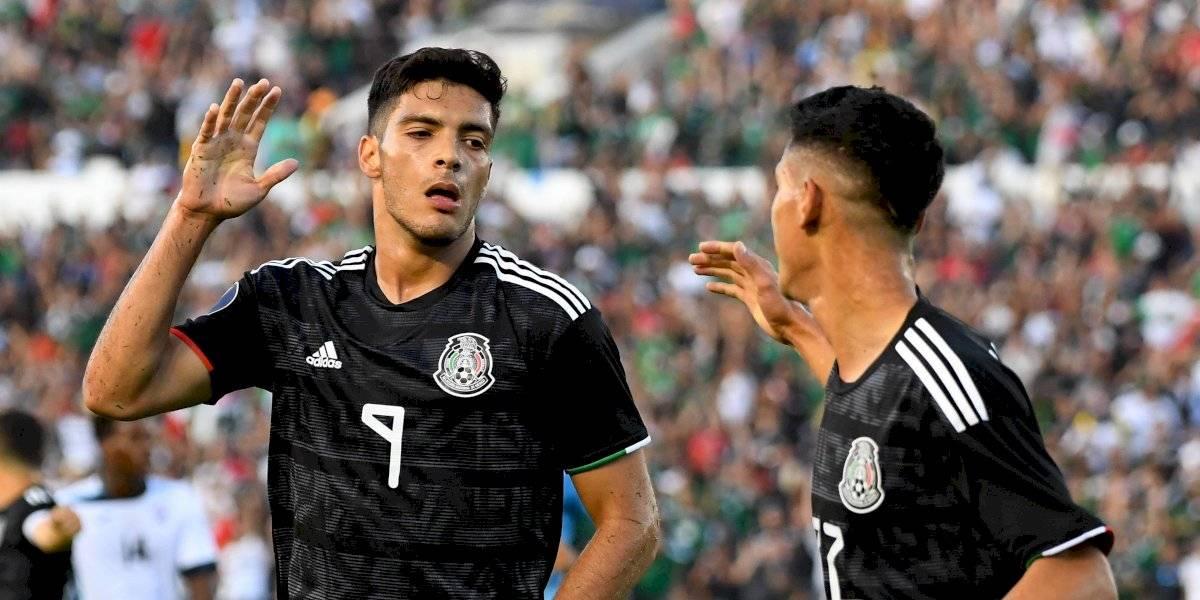 Bermudas vs. México: el Tri hace su debut en la Nations League