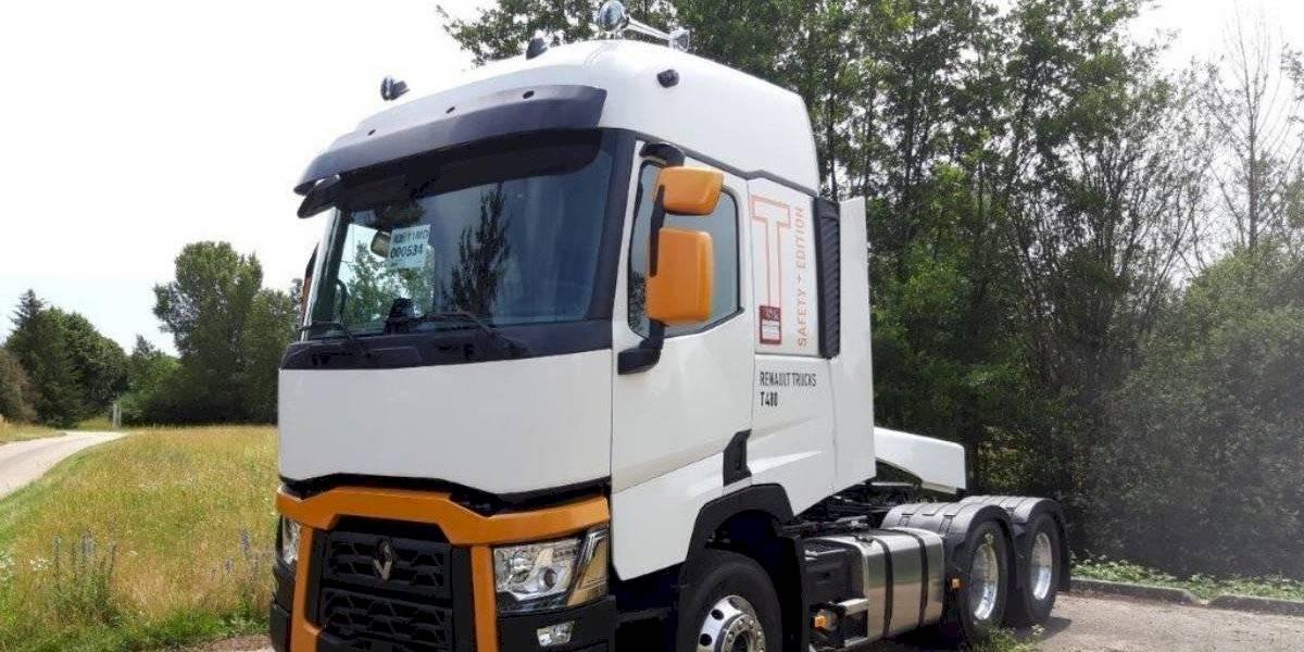 Renault Trucks trae una edición especial de mayor seguridad a su gama T