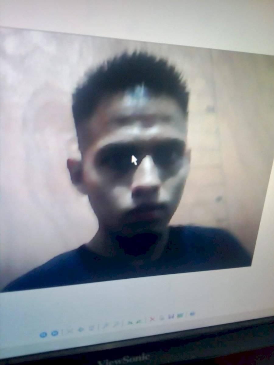 Javier Alejandro Escobar Mendoza, reo fugado en El Progreso