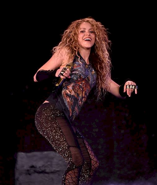 Shakira Getty Images