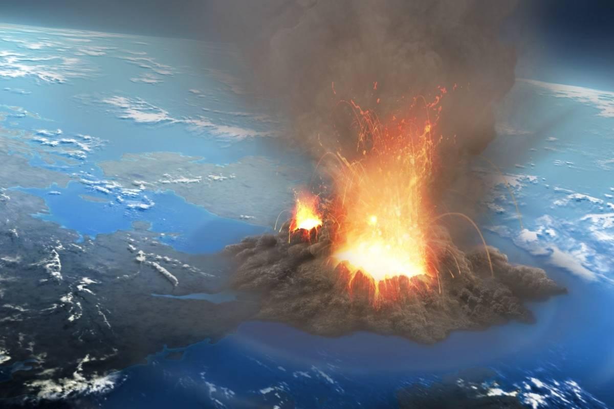 Yellowstone Vulkan News