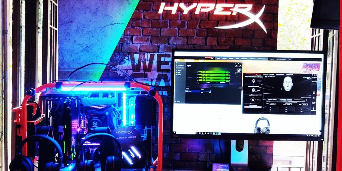 HyperX estrena nuevos productos de Gaming para México
