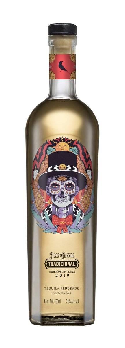 Tequila Cuervo Tradicional edición especial
