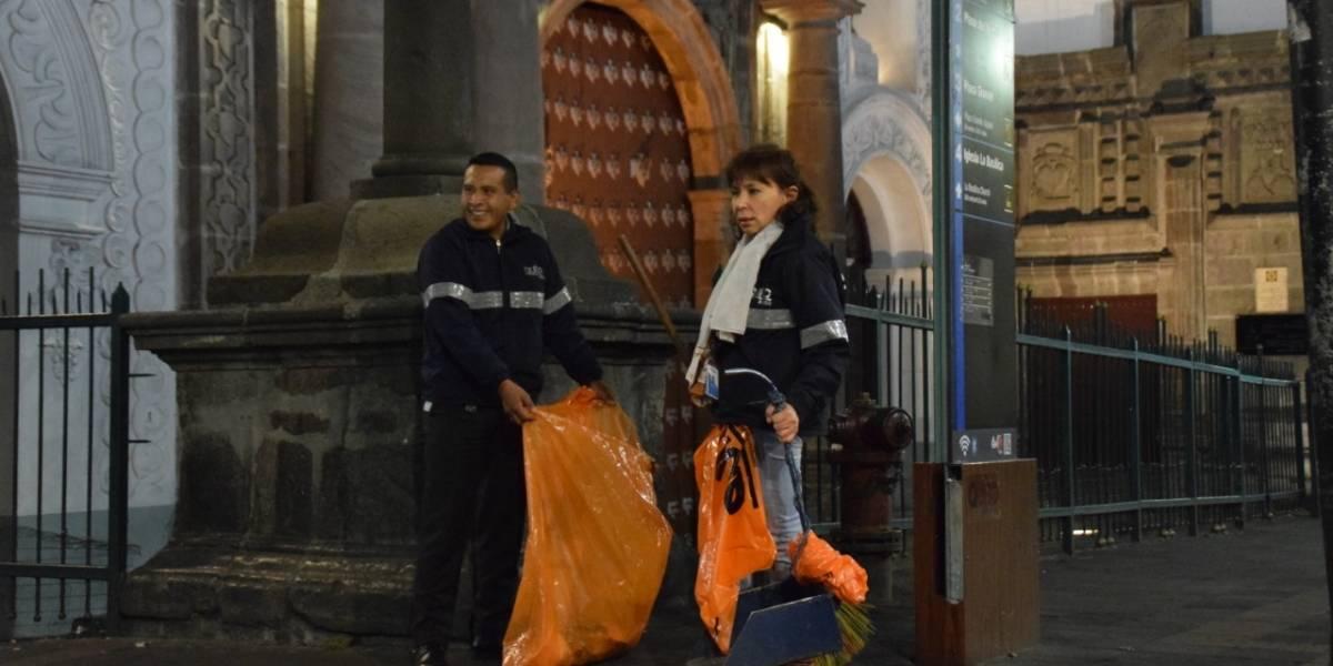 Junta Cívica de Quito convoca a minga ciudadana en Centro Histórico
