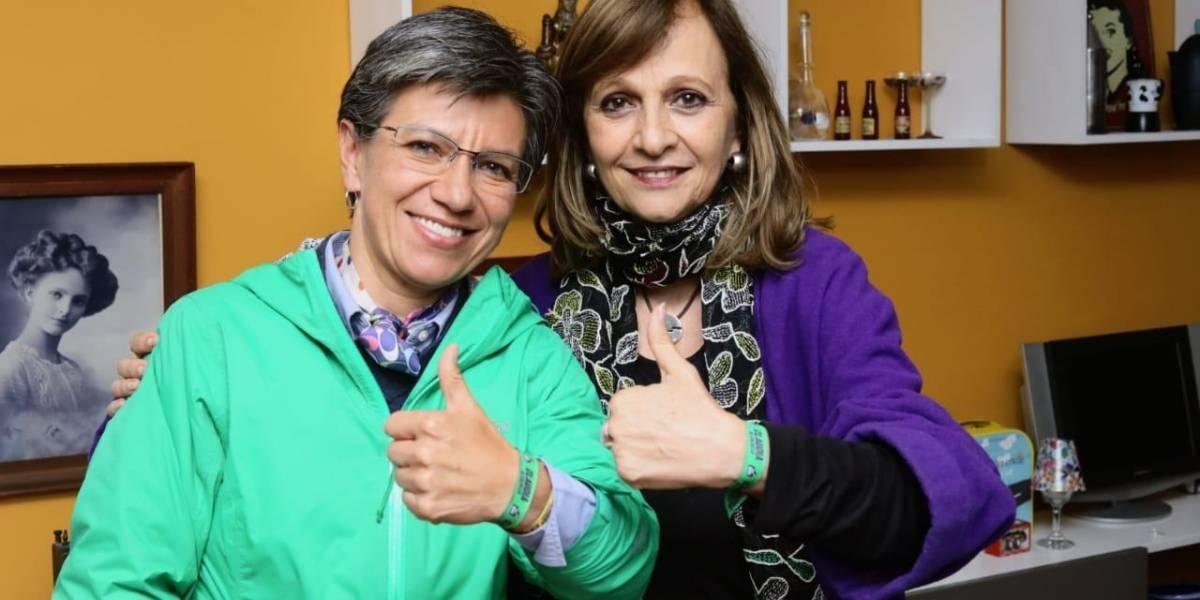 Ángela María Robledo se separa de Petro y se une a Claudia López