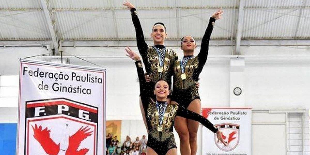 Equipe de Guarulhos participará de Pan-americano de Ginastica Acrobática no México