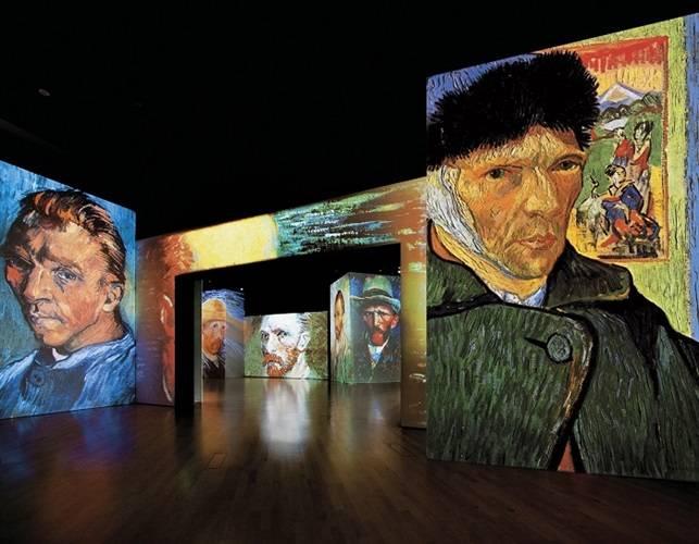México Vincent Van Gogh