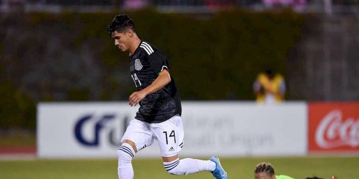 Concacaf Nations League: México golea a Bermudas