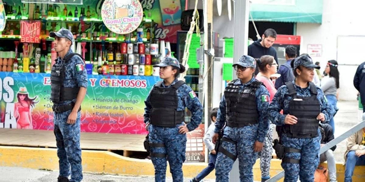 Muere niña de 4 años electrocutada en juego de la Feria de Pachuca