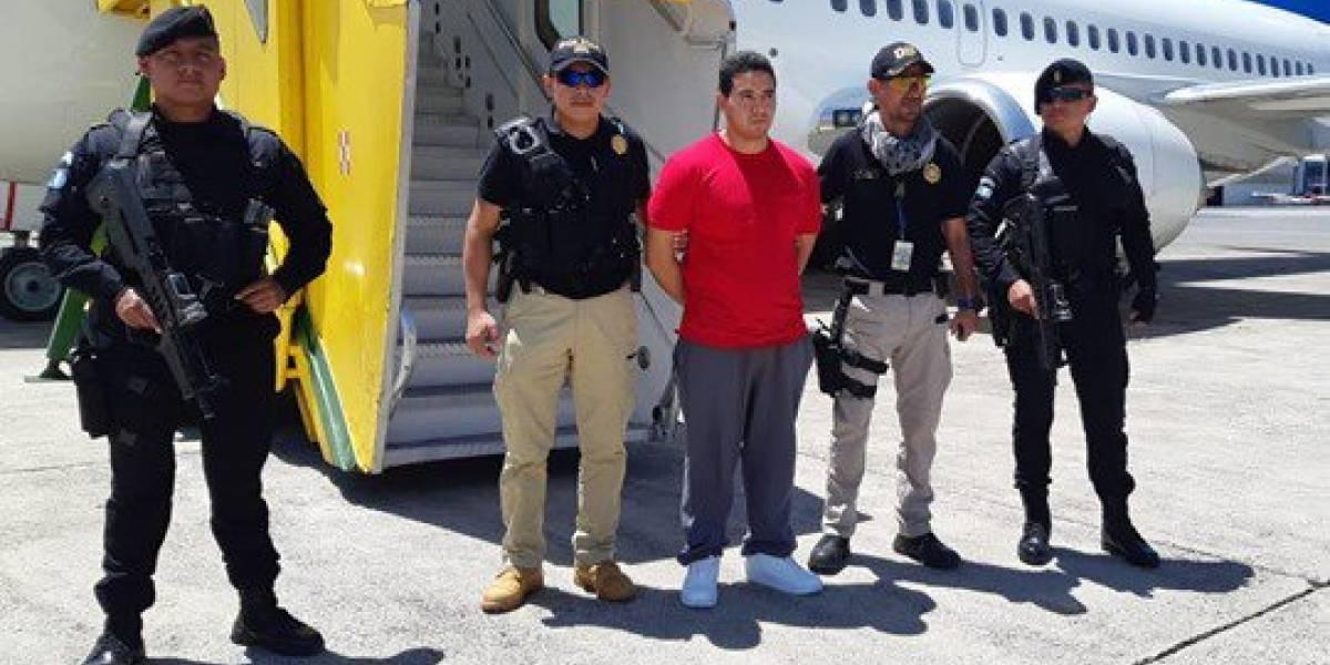 Pandillero deportado de Estados Unidos es el sexto procesado por crimen de sindicalista