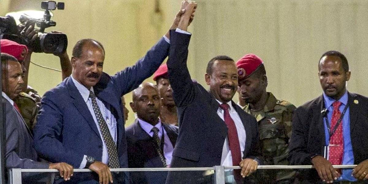 Primer ministro de Etiopía gana Nobel de la Paz 2019